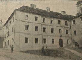 Gimnazjum Przemyskie, do którego uczęszczał M. Schorr.